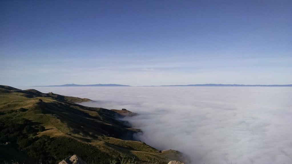 Mission Peak Hike Fremont California Travis Wise Flickr