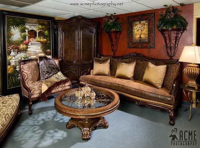 Tuscan Furniture Interior Photography Phoenix Az Flickr