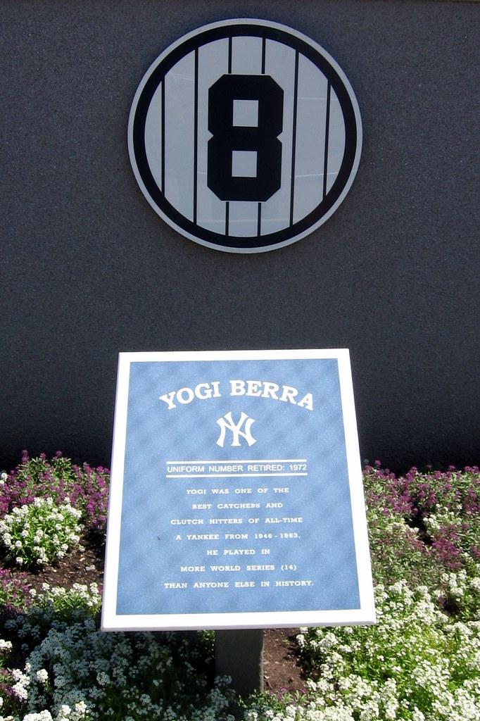 Jackie Robinson Yankee Stadium Monument
