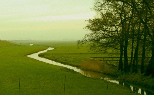 Field And Stream Crooked Creek In North Holland