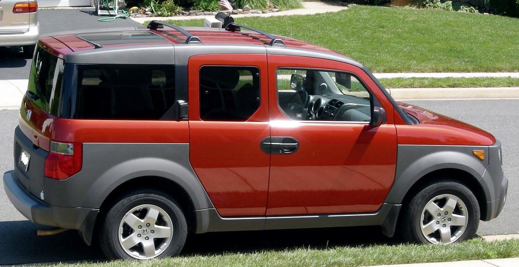 2006 Honda Element Rims