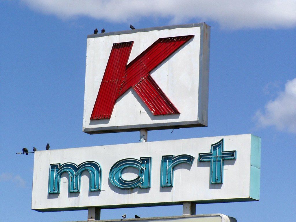 Blue Light Special Kmart
