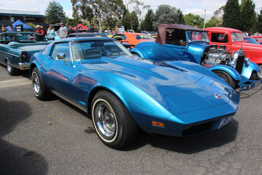 1968 chevrolet cars » 1974 Chevrolet C3 Corvette Coupe   The Chevrolet Motor Compa      Flickr     1974 Chevrolet C3 Corvette Coupe   by Sicnag