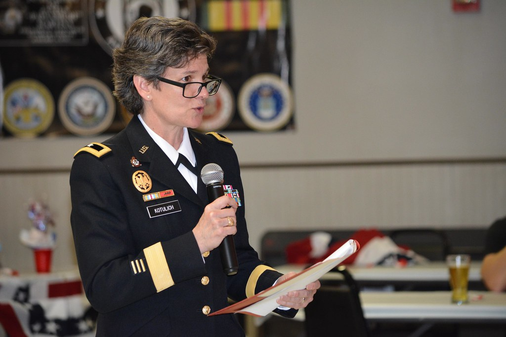 143d Esc Vfw Celebrate Women S History Month Orlando