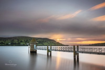 Lough Island Reavy | Sunrise over Lough Island Reavy in ...