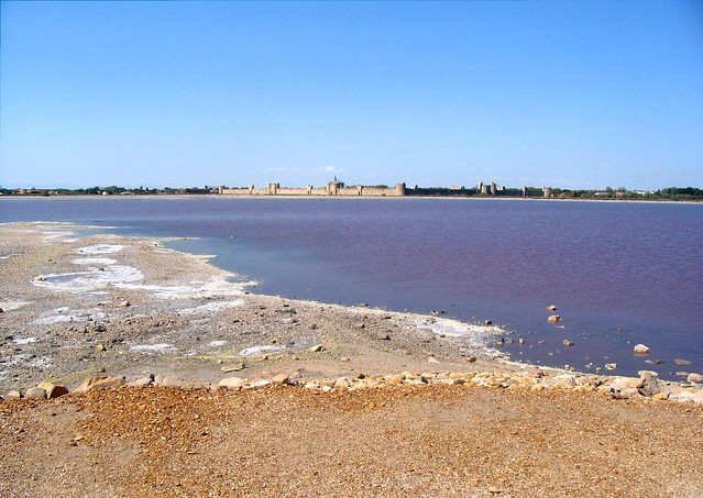 Red Lake Camargue France