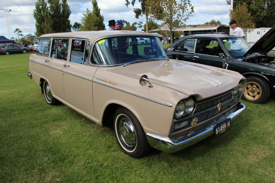 1964 austin cars » 1963 Nissan Cedric 31 Station Wagon   The Cedric was a large      Flickr     1963 Nissan Cedric 31 Station Wagon   by Sicnag
