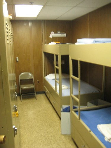 A Typical Dorm Room On An Oil Rig Dickinson College