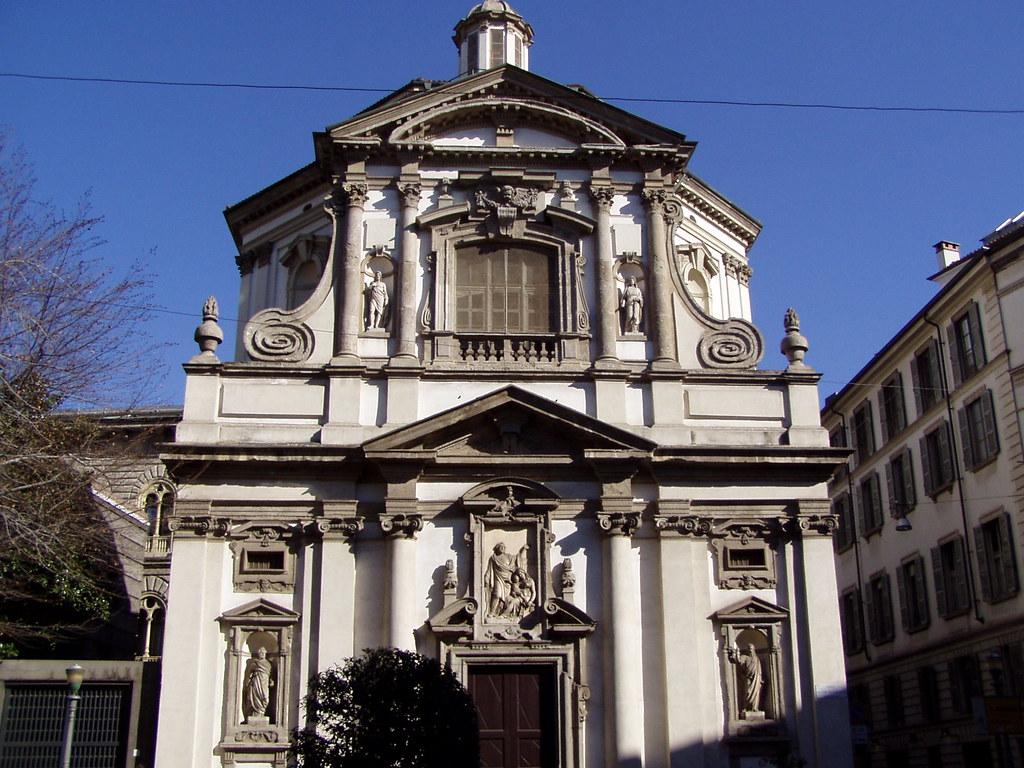 Chiesa Di San Giuseppe Milano Dan Flickr
