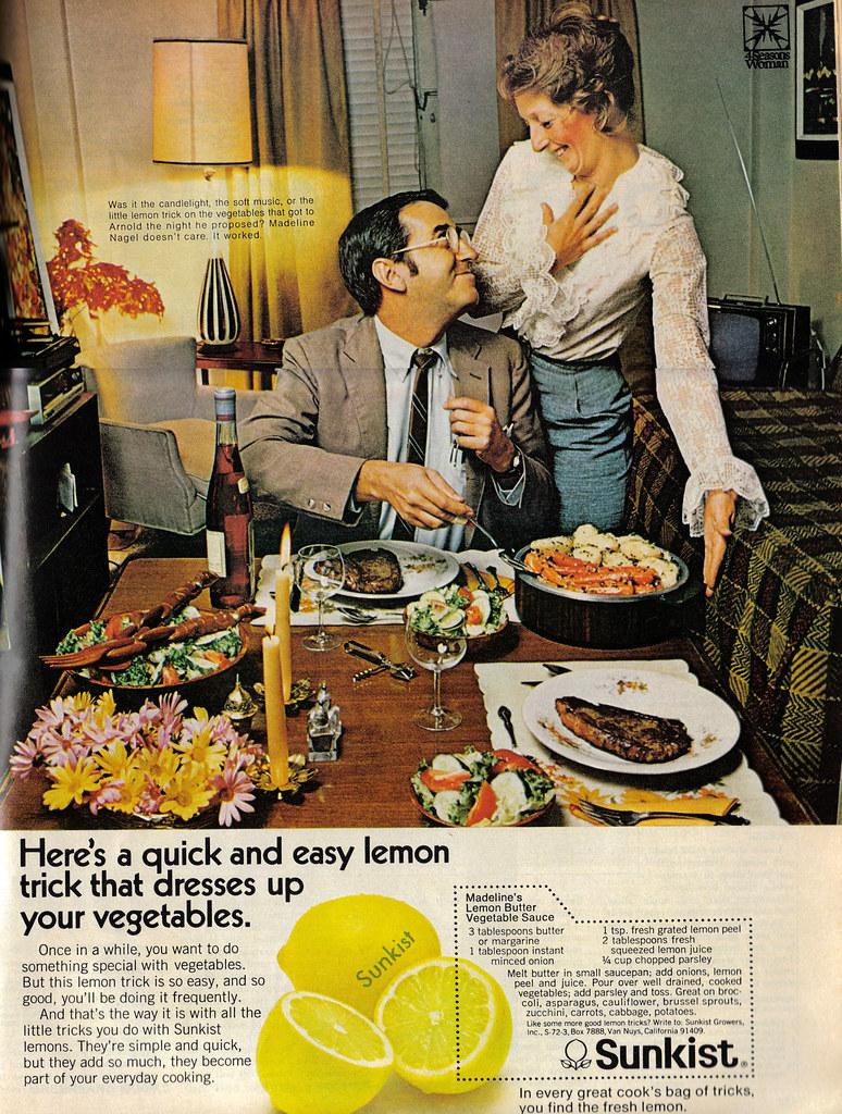 Vintage Ad 467 Tricks With Lemons Remember Liberal