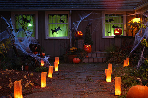 3d Halloween Decorations Outside