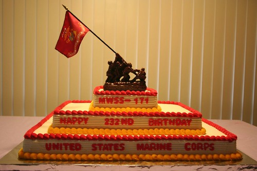 Marine Corps Birthday Cake Please Let Me Know What You