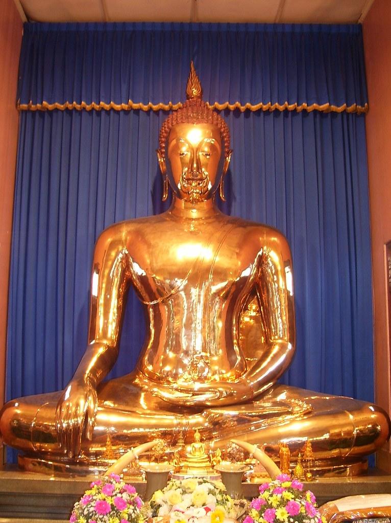 Golden Buddha Bangkok The Golden Buddha Officially