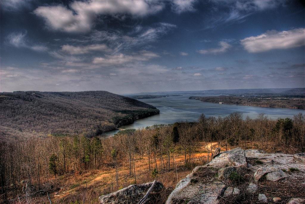 Lake Guntersville From Section Alabama If You Look Hard En Flickr