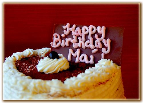 Happy Birthday Cake 3d Image