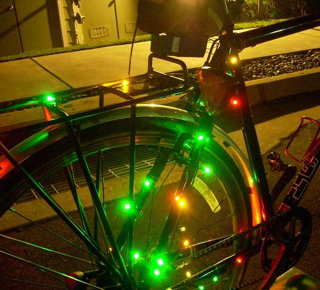 Christmas Lights Battery