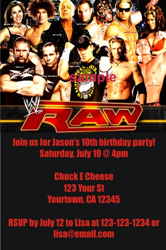 Print Birthday Invitations Online