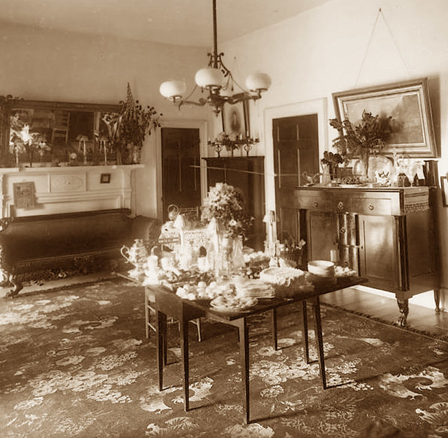 Victorian Antique Lighting