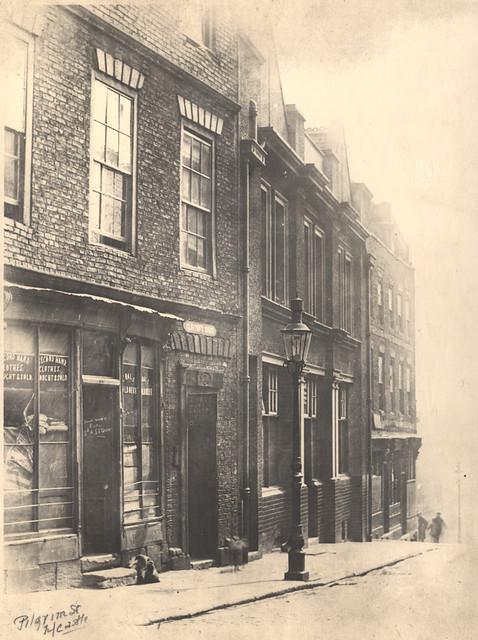 003976 Pilgrim Street Newcastle Upon Tyne Unknown C 1910