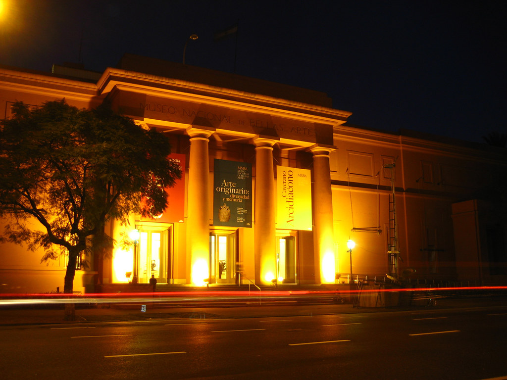 Museo Nacional De Bellas Artes Buenos Aires The