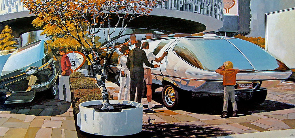 Ussteel 1961 Syd Mead Copyright Syd Mead James