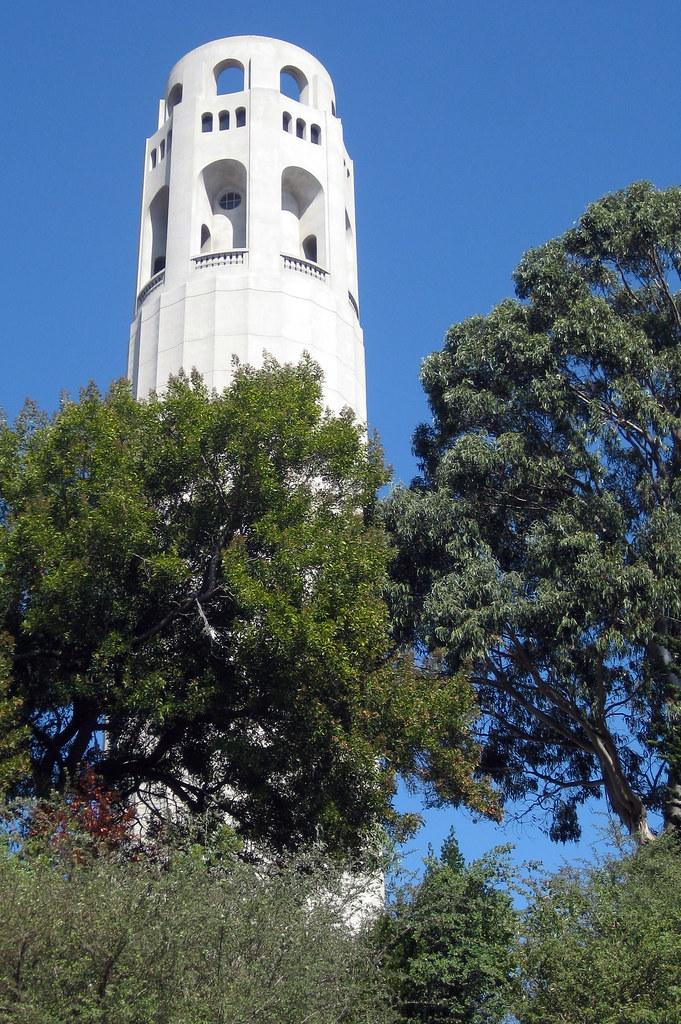 San Francisco Telegraph Hill Coit Tower Coit Tower