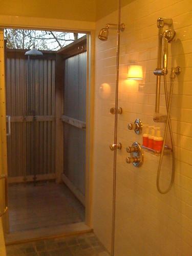 Indoor Outdoor Shower Andrew Yang Flickr