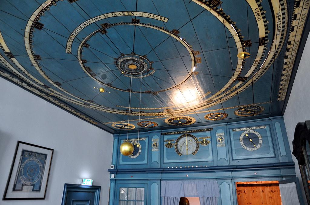 Franeker Eisinga Planetarium En Wikipedia Org Wiki