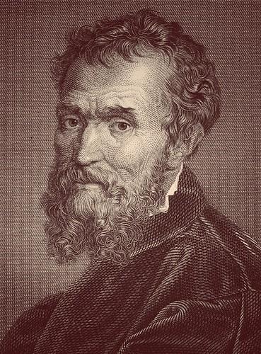 Happy Birthday Michelangelo I Love This Amazing Self Port