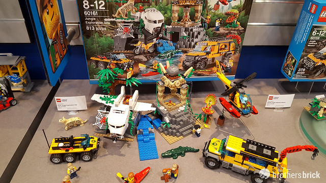 Summer 2017 LEGO City Jungle sets revealed at New York Toy Fair 2017     2017 02 18 08 12 01