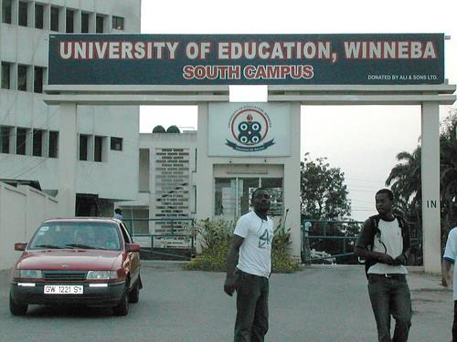 Registrar University Winneba Education