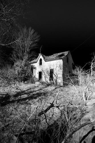 Spooky Town 187 Large On Black 187 On Black Rick Harris Flickr