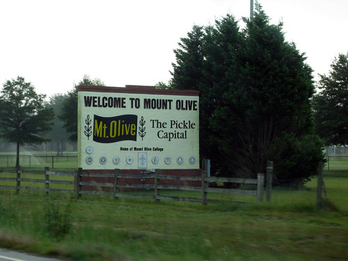 Mt Olive North Carolina