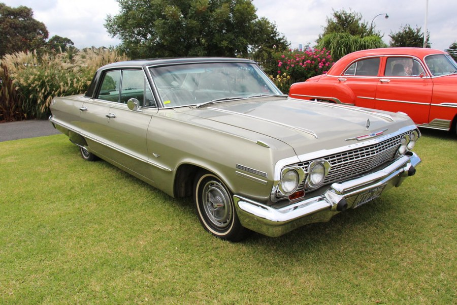 1960 chevrolet cars » 1963 Chevrolet Impala 4 door Hardtop Sport Sedan   The Chevr      Flickr     1963 Chevrolet Impala 4 door Hardtop Sport Sedan   by Sicnag