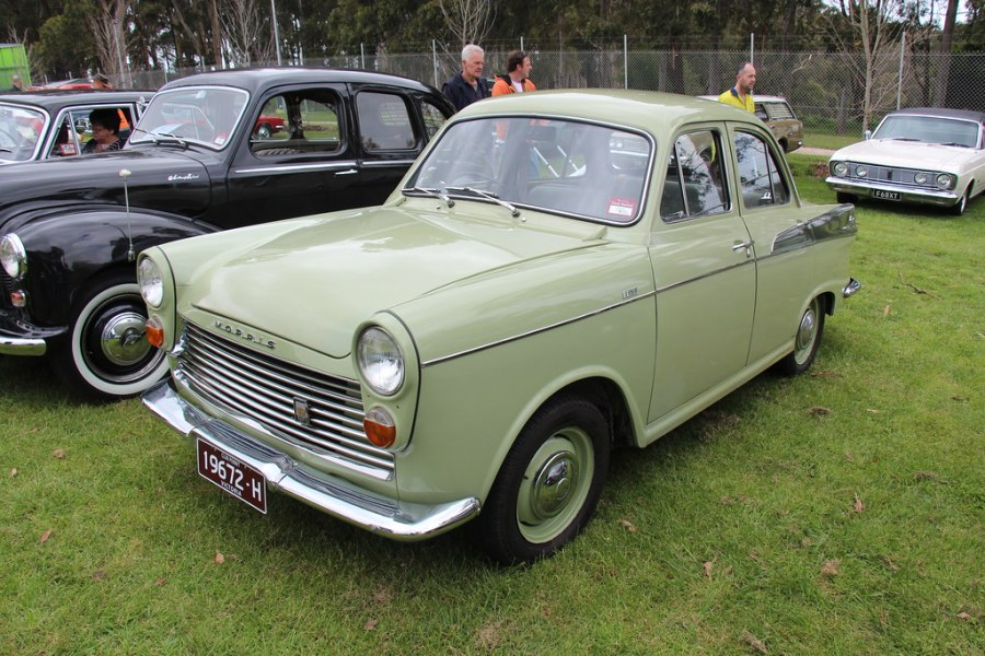 1964 austin cars » 1963 Morris Major Elite Saloon   Morris Cars were available       Flickr     1963 Morris Major Elite Saloon   by Sicnag