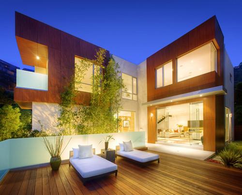 Marmont Modern House Los Angeles Www Chaselindberg Com
