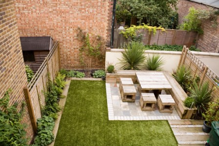 The Low Maintenance Garden Garden By Earth Designs Www