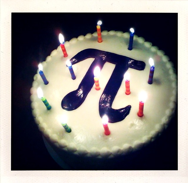 Pi Day Birthday Cake Luna See Blogspot Com 2010 03 Life