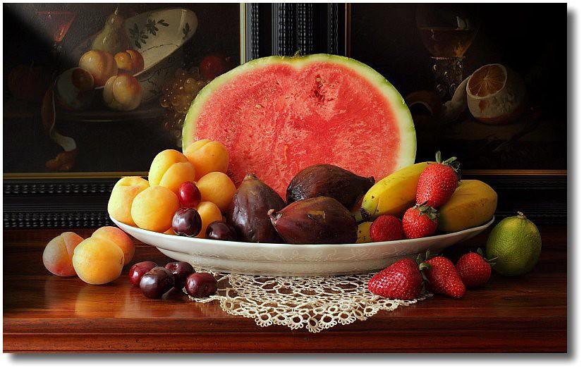 Bodeg 243 N Quot Frutas De Verano Quot Dedicada A Juampiter On