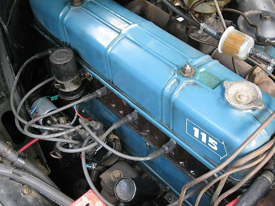 1953 chevrolet cars » 1953 Chevrolet Bel Air Engine   See over 3 000 classic cars       Flickr     1953 Chevrolet Bel Air Engine   by Collector Car Ads