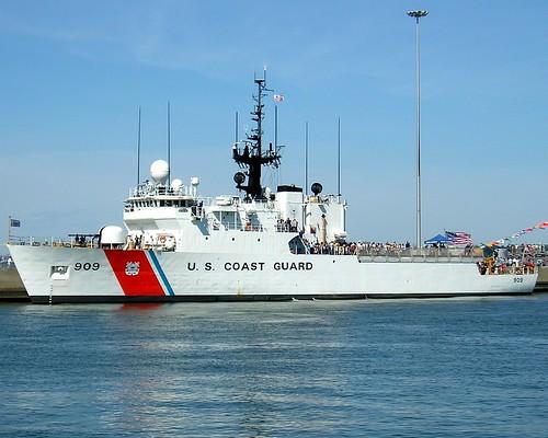 Us Guard Coast