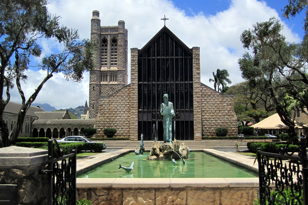 O Ahu Honolulu Cbd Cathedral Church Of Saint Andrew