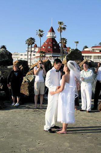 Affordable Beach Weddings California