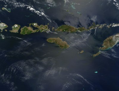 Lesser Sunda Islands, Indonesia | Visualization Date 2003 ...