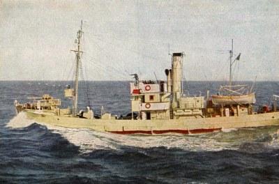 Kriegsmarine Vorpostenboot | Kriegsmarine postcard. | Flickr