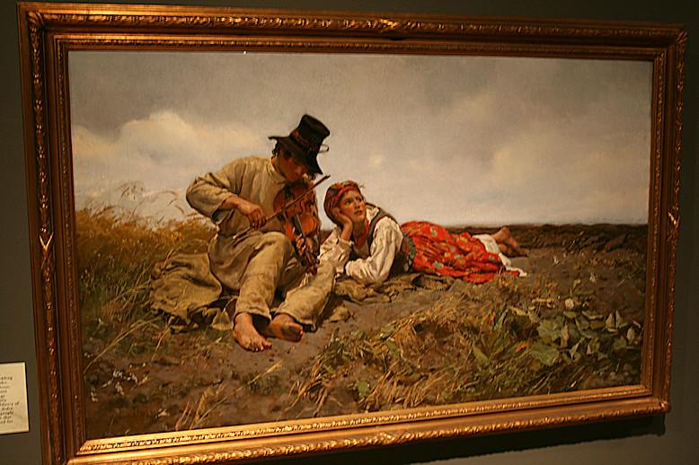 Sielanka By Jozef Chelmonski Circa 1885 Hung At Arden Flickr