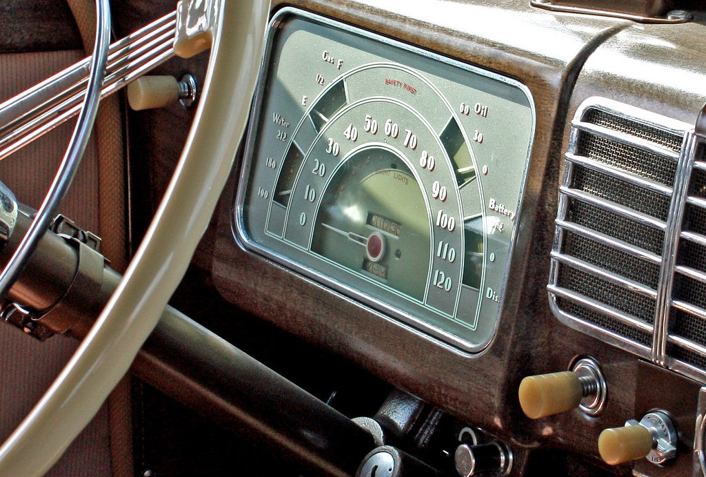 1937 Buick Special 4 Door Touring Sedan 7 Of 12