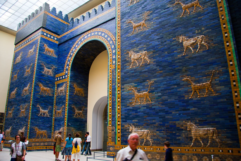 Ishtar Gate Paul Blair Flickr