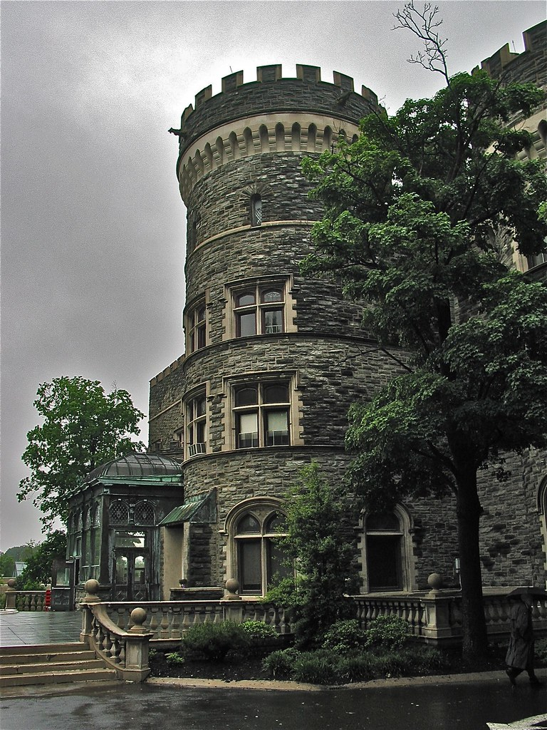 Grey Towers Castle 1893 National Historic Landmark