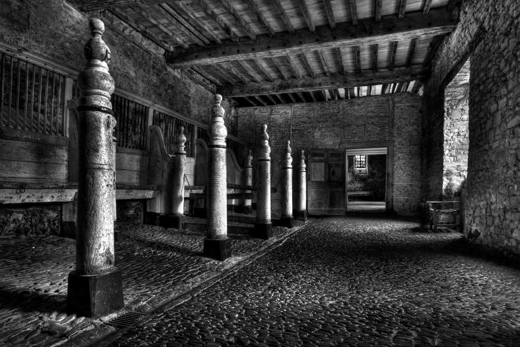 Dunster Castle Stables And Ghost The Old Stables At